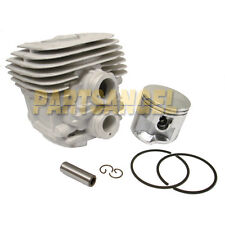 New 50mm Cylinder Piston & Ring Kit for Stihl TS410 TS 410 TS420 Chainsaw Parts