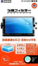 2x Hori Displayschutzfolie für Sony PSP 1000/2000/3000 Klar