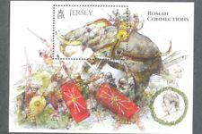 Jersey-Roman Connections min sheet mnh-2014-Military-Elephants