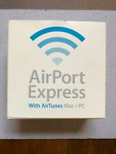AirPort Express Bade Station With AirTunes Mac & Pc