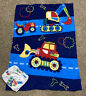 Under Construction Everything Kids Toddler Bedding Comforter And Fitted Sheet