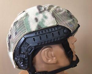 First Spear, Helmet Cover Ops Core FAST High Cut, Hybrid/Stretch, Mesh Multicam.