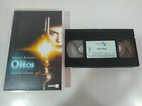LOS OTROS NICOLE KIDMAN ALEJANDRO AMENABAR - VHS Cinta Tape Español