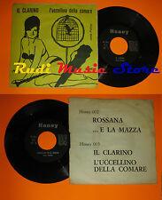 LP 45 7' PALLINO Il clarino L'uccellino della comare 1965 italy HONEY cd mc dvd