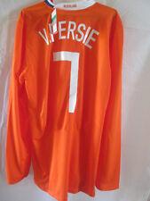 Holanda 2008-2009 Jugador expedido Van Persie Home Football Shirt Talla Xl / 34169