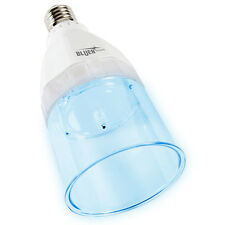 Anion LED Bulb with Built-In Air Purifier, 4-Watt (40W Replacement), Blue