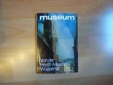 MUSEUM- Kunstführer 130 Seiten Wuppertal von der Heydt Museum