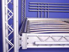 Traversenbett Himmelbett Neonbett Metallbett Stahlbett Mod.TR-NEON 140x200x200