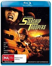 MA Rated DVD Starship Troopers Deleted Scenes