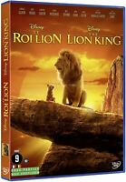 LE ROI LION DISNEY LE FILM 2019 DVD   NEUF SOUS CELLOPHANE