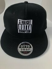 Straight Outta Compton Snap Back Cap - New & Unused