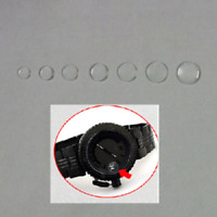 Different Size Round Mineral Bubble Magnifier Lens for Date Window Watch Glass