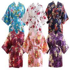 Hot Wedding robe Chinese satin silk dress Wedding Bride Bridesmaid Dress Brides
