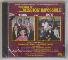 Mission Impossible CD The Best of... Lalo Schifrin John E. Davis