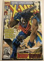 Uncanny X-Men #288 Marvel Comics 1992