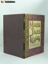 Mouse Tales Arnold Lobel 1st/1st 1970 Edition Dust Jacket I Can Read Rare