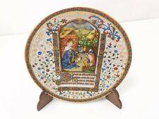 Bradex 38-P63 Die Geburt Jesu* Sammelteller  Le Porcellane dei Fontana di Medici