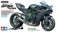 Tamiya Kawasaki Ninja H2R motorcycle 1/12 plastic model kit new 14131