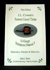 Lionel O-Gauge Reference Manual Volume I