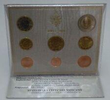 Vatican, Coffret BU (Brillant Universel) de 1 Cent à 2 Euro Vatican, 2006