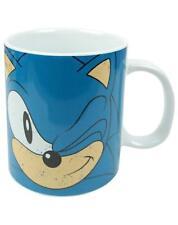 Nouveau officiel sonic the hedgehog wink géant grande tasse de café tasse box