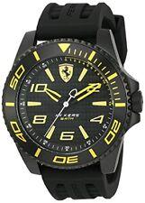 Scuderia Ferrari Men's 'XX Kers' Quartz Stainless Steel + Silicone Casual Watch