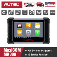 2020NEW Autel MaxiCOM MK808 ALL System Code Reader OBDII Diagnostic Tool Scanner