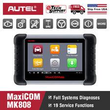 Autel MaxiCOM MK808 All System Code Reader OBD2 OBDII Diagnostic Tool Scanner