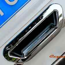 CHROME REAR TRUNK DOOR HANDLE COVER TRIM FOR FORD ESCAPE 2013-2019