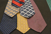 Lot of 6 IZOD Ties / Neckties - incredibly cheap price! Grab it! E4