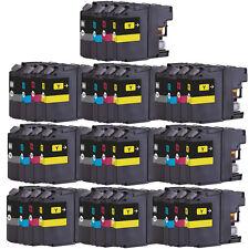 40 Ink Cartridges For Brother LC1240 LC1280 MFC J5910DW J6710DW J6910DW J825DW