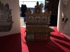 Heritage Collection Dickens Village Department 56 Theatre Royal 5584-0