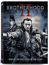 BROTHERHOOD OF BLADES 2-Hong Kong , Kung Fu Martial Arts ,Action movie - NEW DVD