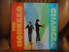 THE MONKEES - CHANGES - USA - 1st PRESS - COLGEMS
