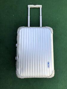 Rimowa Topas Vintage aluminium cabin Case
