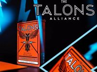 Bicycle Ellusionist Talons Alliance US Playing Cards Magic Poker New SEALED