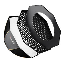 walimex pro Octagon Softbox PLUS Orange Line Ø120cm Elinchrom