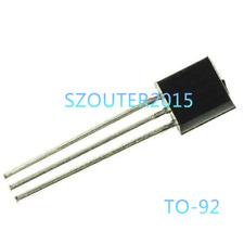 100Ppcs  BC547C Transistor NPN 45V 0,1A 0,5W TO-92 BC547 NEW