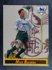 Merlin English Premier League 1993-1994 - Nick Barmby Tottenham Hotspur #107