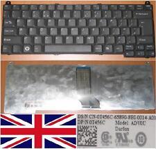 Teclado Qwerty UK para DELL 1310 1510 2510 0T456C ADV0U OT456C T456C Negro