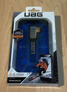 UAG Plasma Light Impact Resistant Samsung Galaxy S9 Plus 6.2-inch Case BLUE