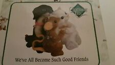"Charming Tails ""We've All Become Such Good Friends"" Dean Griff Nib"