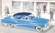 Buick Roadmaster Riviera Model 76R 2-door model hard top vintage pc Z41586