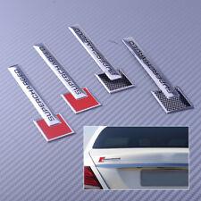 2stk Supercharged Auto Aluminum Alu Aufkleber Emblem Sticker Plakette
