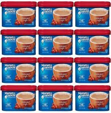 12 Maxwell House HAZELNUT CAFE Coffee Creamer Drink Mix Beverage Mix