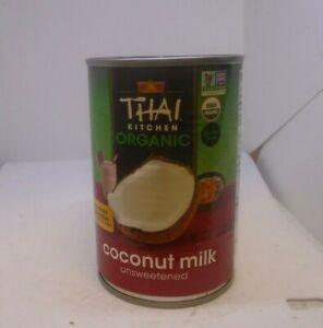 Thai Kitchen Organic Unsweetened Coconut Milk 13.66 fl oz