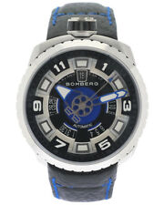 Bomberg Bolt 68 Date Stainless Steel Automatic Men's Watch BS45ASS.045-1.3
