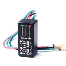New 12V 3 Pin Flasher Blinker Relay Turn Signal LED Light For Car Motorcycle ATV