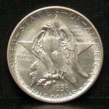 1936 S Texas Independence Centennial Half Dollar CHOICE BU
