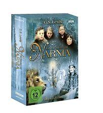 DIE CHRONIKEN VON NARNIA 4 DVD BOX FANTASY TV SERIE NEU
